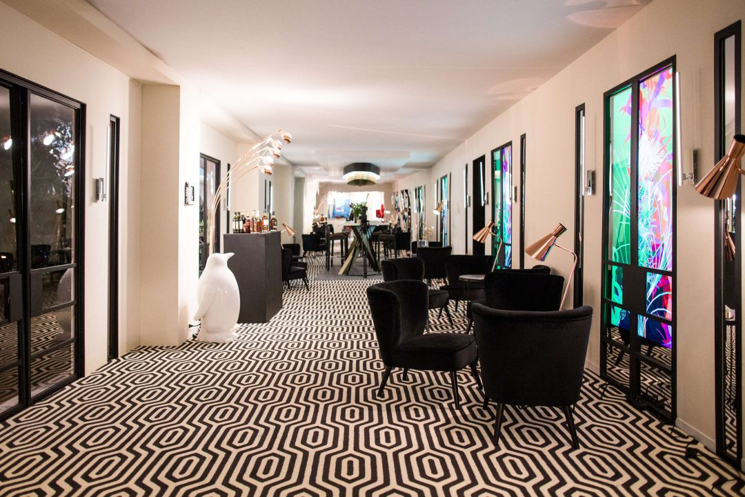 Bar Le Cercle - Groupe Pernod Ricard